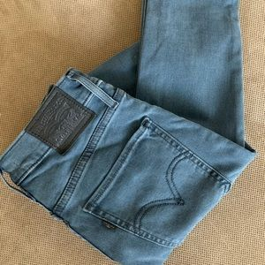 Levi's Mike High Super Skinny - Size 27